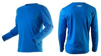Koszulka robocza długi rękaw HD+ roz. L/52 NEO