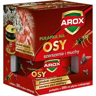 Ловушка для ос и шершней+жидкость 200 мл-AROX
