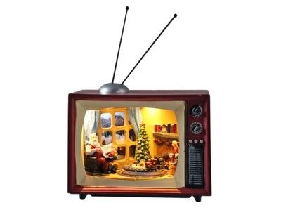 ШПАРГАЛКА РЕТРО LED instagram рождество в ТВ 20 ,5 см