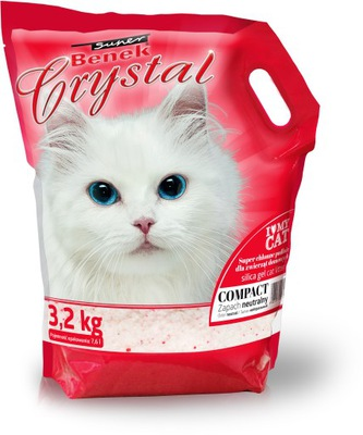 Crystal Compact 7 ,6L Звездная пыль для кота