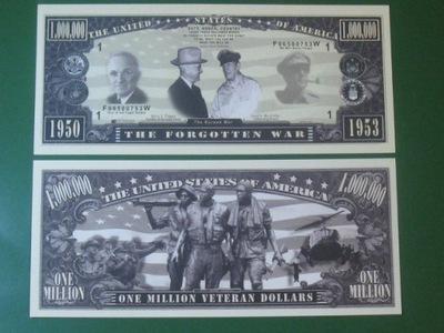 ??? One Million Dollars Война в Корее 1950 - 1953