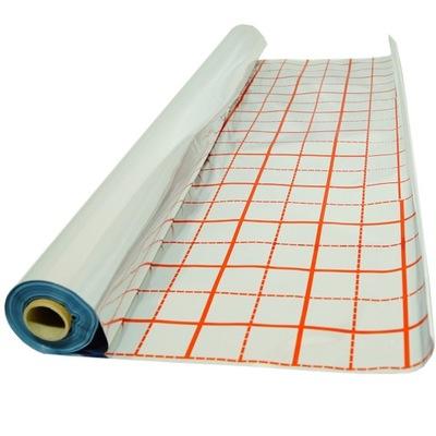 Fólia na podlahové kúrenie Hrubá 50m - 0,1mm!