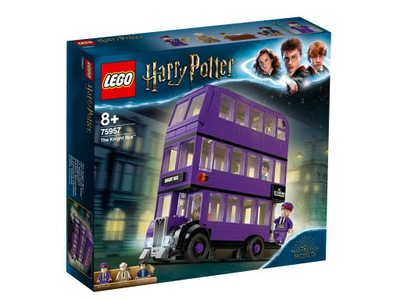 LEGO HARRY POTTER Rytier Errant 75957