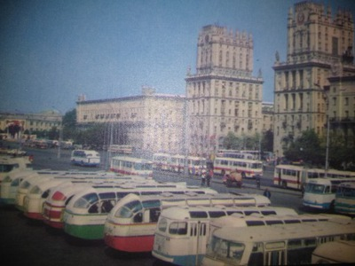 . Автобусы 1974