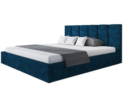 кровать обиты ТОКИО SLIM 180х200 Контейнер