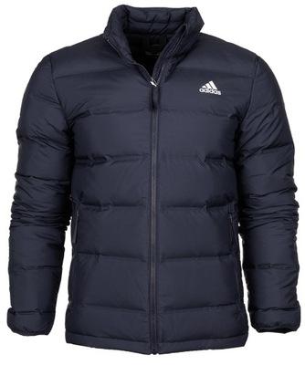 Adidas HELIONIC Kurtka puchowa zimowa size. S