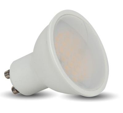 Żarówka LED V-TAC 5W GU10 SMD 3000K 110st 320lm