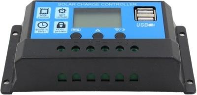 регулятор зарядки RBL Solar PWM 12V 24V 20A