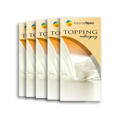 ТОППИНГ Mokate молоко instant vending 5 кг