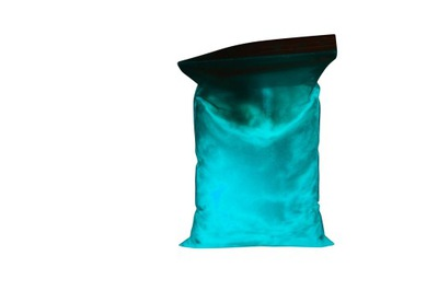Pigment proszek luminescencyjny turkusowy 100g
