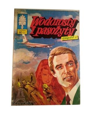 KAPITAN ŻBIK - WODOROSTY I PASOŻYTY 1 1976 r.