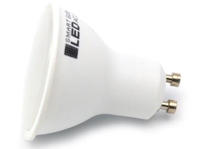 Лампа GU10 LED 2835 SMD 5W RA80 Нейтральная белая