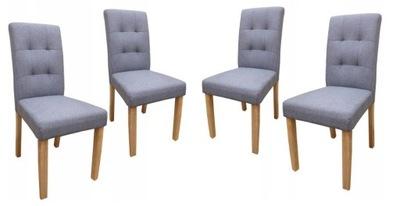 стулья ?????????? комплект 4 штук Салон СТУЛ Серые