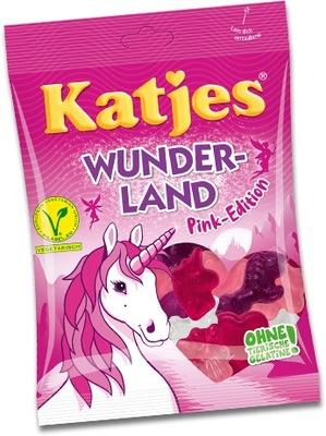 Katjes Wunder Land Pink драже вегетарианский 200г