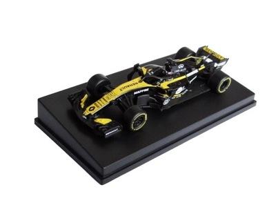 Болид Renault F1 2018 - модель в масштабе 1 : ?????????? четыре - орг.