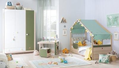 Мебель детское для детей раннего МОНТЕ