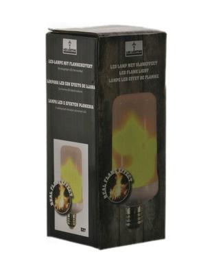Свеча НАКАЛИВАНИЯ LED эффект пламени факелов E27 MPL