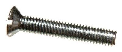 ВИНТЫ винты M3x16 конус DIN963 оцинкованный 100шт