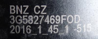 vw passat b8 ручка крышки крышки эмблема 3g5827469, фото 3