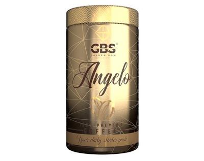 кофе Традиционная GBS ANGELO Растворимая премиум