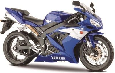 YAMAHA YZF-R1 мотоцикл модели 1 :12 Maisto 31101