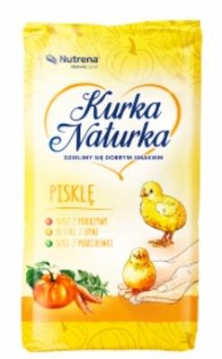 NUTRENA - лисички NATURKA КОРМ Цыпленок 10 кг