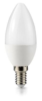 Лампа LED E14 7В Свеча нейтральной 24007