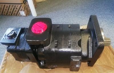 Гидравлический насос CASE 580 SLE SM 87433897 CNH