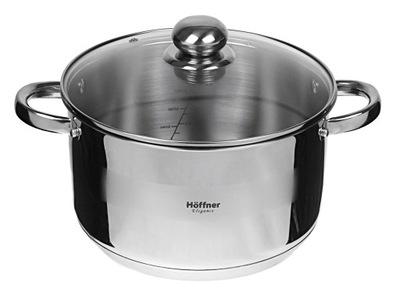 Garnek zestaw 10 L gotowania gaz indukcjaHF 4482