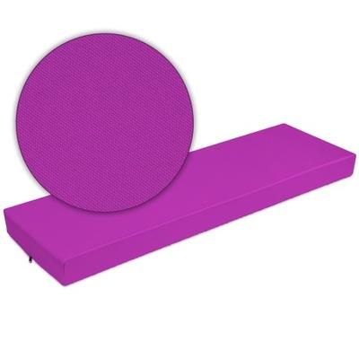 подушка на мебель из поддонов поддоны 120x40x8 фуксия
