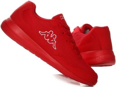 Buty sportowe SDP18N28 3 czerwone czarne air