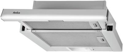 вытяжка Amica OTS5234I мм Inox 50 СМ LED