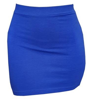 9763142e Krótka spódnica mini skóropodobna CROPP r. L - 6859121819 ...