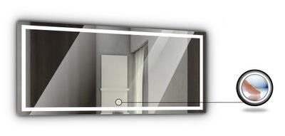 зеркало подсветка LED ощупь 70х50 Атланта