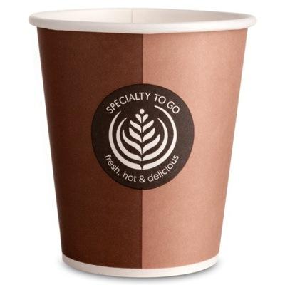 Бумажный стаканчик кофе ??? coffee 200 /250ml 50sz