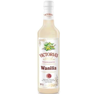 сироп ?????????? VICTORIA'S ??? КОФЕ напиткам Ваниль
