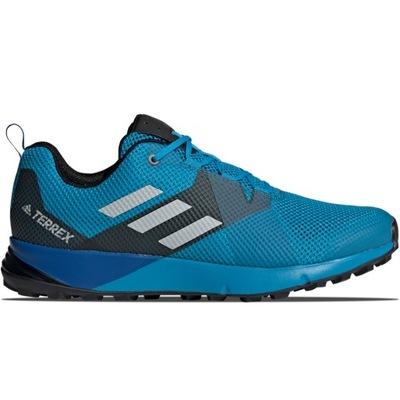 Adidas Buty męskie Terrex Two niebieskie r. 42 23 (BC0500