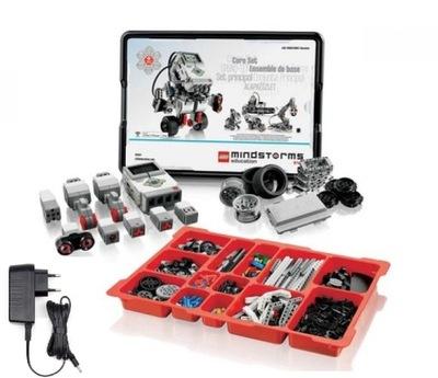 LEGO MINDSTORMS 45544 Education EV3 + блок ПИТАНИЯ