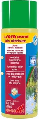 Sera Pond Bio NITRIVEC Baktérie Čistej Vody A 0,5 L