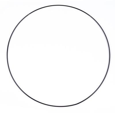 черная металлический обруч кольцо для ловец снов 15 см