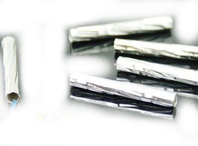 KALAIT трубочки прямые витой 1 ,5 см 15 штук -CH577