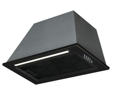 вытяжка Toflesz LINEA BRAVO LED 60 Черный 500M3