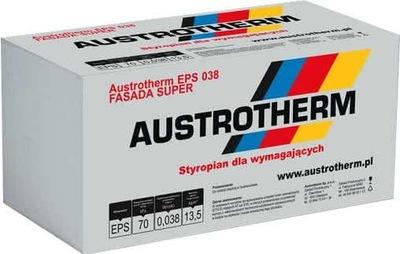 Austrotherm EPS 038 Фасад супер 15cm