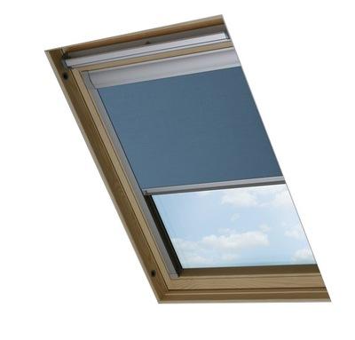 Zaciemniająca RoofLITE žalúzie/Dakstra M8A Modrá