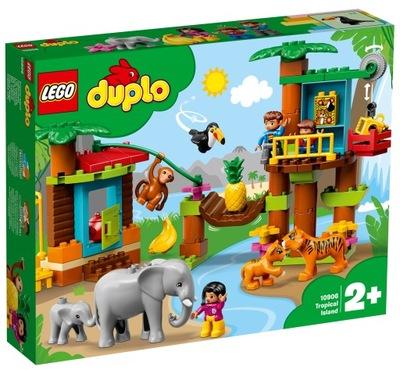 LEGO DUPLO Tropický ostrov 10906
