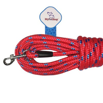 Поводок для собаки Тренировочная Веревка 5м. B . крепкая 10 !!!