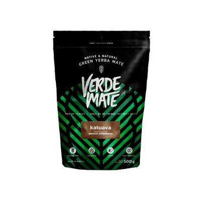Yerba Verde Mate green Katuava Ноль ,5 кг 500? Moringa