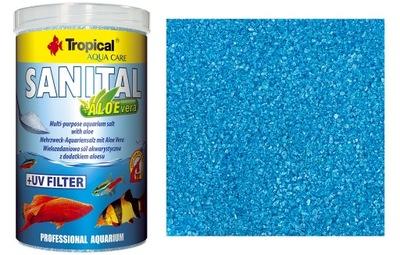 Tropical SANITAL АЛОЭ 1л /1 ,2кг соль акватистическая