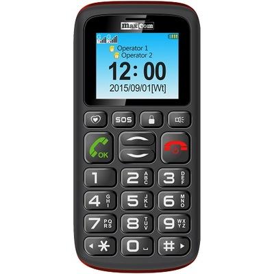 Telefon dla Seniora z Dużymi Przyciskami MM428