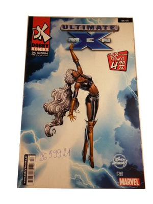 ULTIMATE X-MEN 17/2004